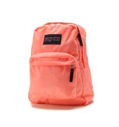 JanSport Superbreak Backpack, Coral Peaches