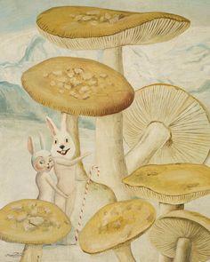 Interview with Pop Surrealism Illustrator, Sergio Mora on Jung Katz