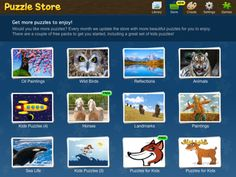 FREE ATM JIGSAW Puzzle Library - with over 100 puzzles ✓ Puzzle Store - new puzzles for FREE every month! ✓ Puzzle Creator - create your own puzzles!  ✓ Choose your own level of difficulty ✓ Choice of relaxing background music  ✓ Play several games at once