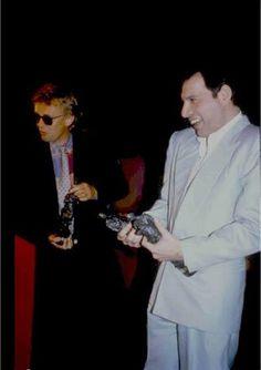 Freddie freddie queen freddie mercury made 1980 photo freddie