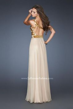 La Femme 18743 at Prom Dress Shop
