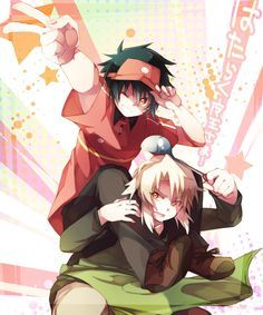 the devil is a part timer maou - Google zoeken