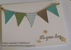 Stampinwithweezie: More June 2015 Paper Pumpkin Alternative Projects