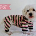 Sew a cute dog pajamas with this premium pattern available in nine sizes! Dog clothes patterns with easy step by step instructions. Make dog clothes! Onesie Pattern, Pajama Pattern, Dog Pattern, Free Pattern, Dog Clothes Patterns, Dog Pajamas, Puppy Clothes, Free Dogs, Dog Sweaters