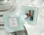 Forever Photo Glass Coasters ~ 27011NA