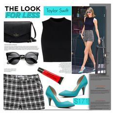 """""""Look for Less - Taylor Swift"""" by naomimjc ❤ liked on Polyvore featuring Wood Wood, Lucy Paris, BCBGeneration and Torrid"""