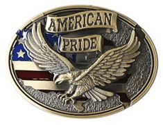 Cheap belt buckle wow, Buy Quality buckle credit card customer service directly from China belt wholesale Suppliers: Male Accessories Retro Vintage Western Cowboy American Flag Eagle Pride Gold Silver Metal Oval Belts Buckle For Men Belts Fivela Cowgirl Belts, Cowboy Belt Buckles, Western Belts, Cowboy And Cowgirl, Vintage Belt Buckles, Western Wear, American Flag Eagle, American Pride, Eagle Animals
