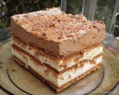 Moje pyszne, łatwe i sprawdzone przepisy :-) : Ciasto Kawosz- z kawową pianką i kremem- bez pieczenia-pyszne :-) Vanilla Cake, Tiramisu, Ale, Delish, Cheesecake, Food And Drink, Gluten Free, Baking, Ethnic Recipes