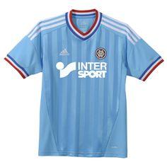 Olympique de Marseille. Away 2012-2013.