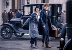 Pottermore - 'Fantastic Beasts' gallery