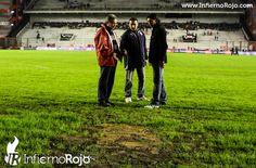 2° Fecha: Independiente vs Velez - Torneo Inicial 2012.