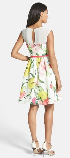 Fit & flare by Ted Baker London