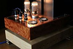 High end audio audiophile Parameter GM-70 Monoblock