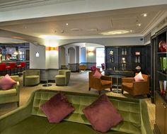 Hilton London Green Park hotel - Berry Bar & Lounge