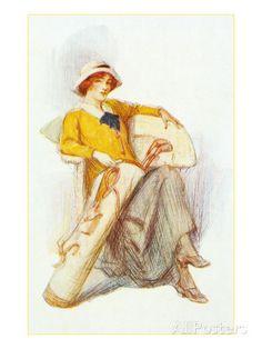 Ladies Golf Clubs, Best Golf Clubs, Golf Club Art, Golf Art, Club Poster, Vintage Golf, Golf Exercises, Golf Player, Vintage Art Prints