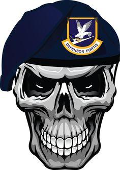 army skulls - Google Search