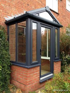 small porch conservatoty - Google Search