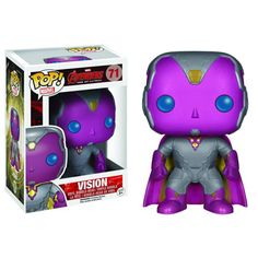 Avengers 2: Age of Ultron Pop! Vinyl Figure - Vision : Forbidden Planet