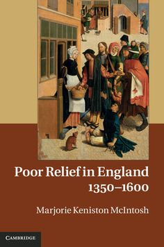 Late medieval hospitals and almshouses Cover Image