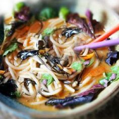 Sesame Noodles #Noodles #Dinner #Pasta