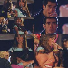 """Mia y Miguel """"la apuesta"""" 1a temporada #Rebelde #Salvame #RBD #Anahi #AlfonsoHerrera"""