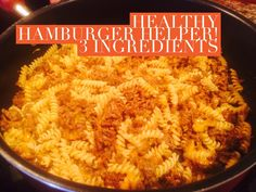 21 day fix hamburger helper; 1 lb ground beef, 4 yellows of whole grain pasta, 4 blues of cheddar cheese or any cheese you prefer. Seasonings 3/4 tsp salt, 1 tablespoon chili powder, 2 tsp garlic powder, 3/4 tsp paprika, 1/4 tsp cayenne. You can adjust it to your number of containers, throw in a vegetable whatever you like! Very versatile!