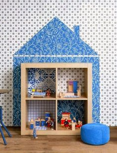 Gender Neutral Doll or Play House Ideas