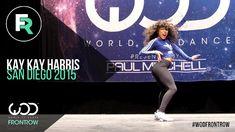 Kaelynn KK Harris | FRONTROW | World of Dance San Diego 2015 | #WODSD15