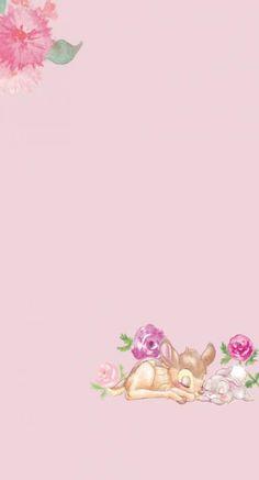 36 Super Ideas For Wallpaper Disney Bambi Disney Phone Wallpaper, Wallpaper Iphone Disney, Kawaii Wallpaper, Cellphone Wallpaper, Disney Phone Backgrounds, Bambi Disney, Arte Disney, Disney Art, Disney Ideas