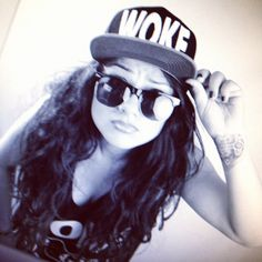 """Go support the hottest female emcee in the game right now! Snow Tha Product @ www.wakeyagameup.com Check out Sexy New Hip Hop Artist/Rapper: Miss Jade youtu.be/tWdRDseUScY & #newhiphop #missjade www.reverbnation.... Mattsuuii """"DAMN"""" Ft. Miss Jade MJboss_ on twitter"""