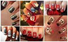 Christmas nails inspirations