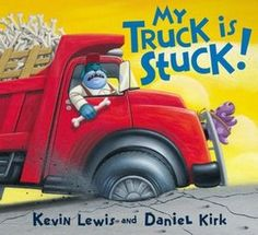 25 books about trucks and cars