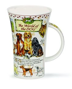 Dunoon Glencoe World Of The Dog Mug 169 Oz * Read more reviews of the product by visiting the link on the image. (This is an affiliate link)