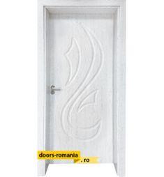 Uși de interior în România la un preț super | Doors Romania Display, Doors, Wooden Door Design, Furniture Design, Interiors, Puertas, Floor Space, Billboard, Gate