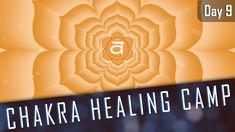SACRAL CHAKRA AFFIRMATIONS | 14 Day Chakra Healing Camp | Day#9