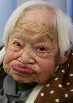 world record | ... : World's Oldest Woman Misao Okawa Turns 115 - Guinness World Record