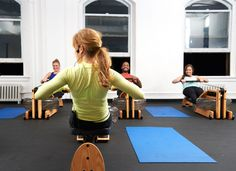 CityRow Wants you to Try Indoor Rowing | Health + Heart | PureWow New York