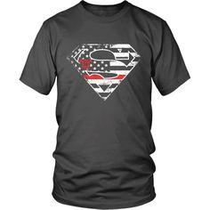 Firefighter Thin Red Line American Hero Maltese Cross