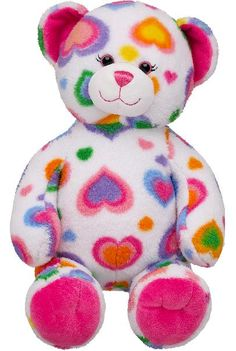 Build-A-Bear Recalls Colorful Hearts Teddy Bears Due to Choking Hazard | 12/23/2012 | CPSC