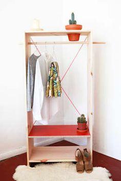 Recámaras de estilo minimalista por Katleen Roggeman https://www.homify.com.mx/libros_de_ideas/2429359/tipos-de-closets-que-puedes-elegir-para-tu-casa-sea-grande-o-pequena