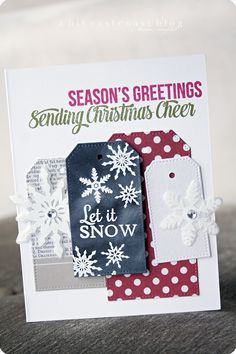 n2s : maybe use hearts in place of snowflakes to make a love card? Keisha7