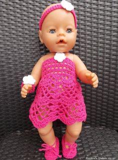 8d2ad89499b996 Laatst kreeg ik de vraag of ik de leuke kleertjes voor de Baby Born pop ook  op bestelling maak!! Natuurlijk doe ik dat!! Of ik dan een ponch.
