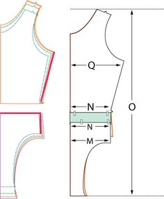 Learn - How to Pick the Right Leotard / Dress Size - Sewing Patterns