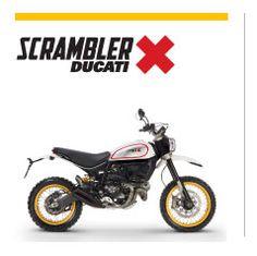 Ducati Desert Sled Scrambler