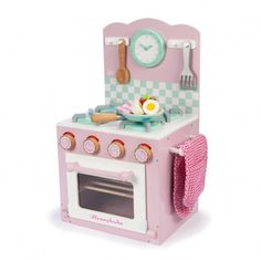 Stove Pink  Le Toy Van