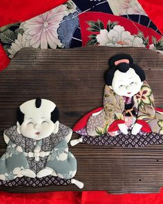Japanese Fabric, Washi, Hand Stitching, Fabric Crafts, Needlework, Quilting, Snoopy, Dolls, Fictional Characters