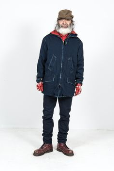 Kapital 2015 AW Style Collectionhttp://kapital.jp/project/kapital-2015-autumn-winter-collection/