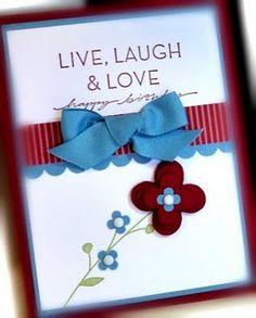 Live, Laugh & Love