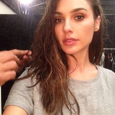 Gal Gadot.  I'm setting the character Lauren Sossaman to look like her.