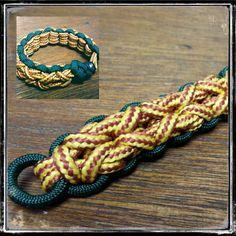 I just love this weave by John Albert Haynes III!